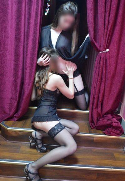 Проститутка Лина и Аня